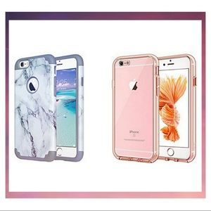 Other - ♡ (2) iPhone 6 Cases! ♡